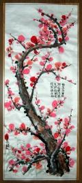 kínai, japán tusfestést és kalligráfiát készítek.
