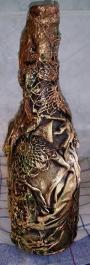 paverpollal készült üvegeket szülinapra, névnapra