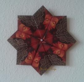 kérésedre elkészítek egy mandala jellegű faliképet.